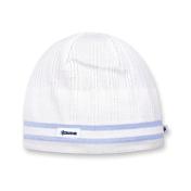 ШапкаГоловные уборы<br>Классическая однотонная городская шапка. Прекрасно подойдет под любую одежду в холодное время года. Мембрана Windstopper на 100% защитит от ветра.<br>Состав: 60% мериносовая шерсть, 40% акрил<br>Размер: универсальный 54-62 см<br>Цвет: белый