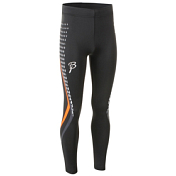 Тайтсы беговые Bjorn Daehlie Junior Tights IGNITE Long Junior Black / Черный