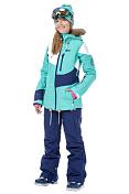 Куртка Сноубордическая Picture Organic 2016-17 Rover Jkt A Mint Green