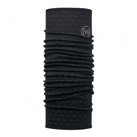 Купить Шарф BUFF Wool Patterned & Dyed Stripes SLIM FIT MERINO WOOL DAGGER BLACK Банданы и шарфы Buff ® 1263408