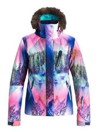 Купить Куртка сноубордическая Quiksilver 2016-17 JET SKI PREM JK J SNJT WBB6 Одежда 1288093