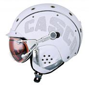 Зимний ШлемШлемы<br>Ограниченная серия от Casco! <br><br>Использование карбона делает эту модель особо футуристичной, спортивной и высокотехнологичной.<br><br>Автоматический климат контроль и система креплений Magnet Link.<br>МАСКА В КОМПЛЕКТ НЕ ВХОДИТ. Приобретается отдельно<br><br>Вышитое изображение черепа со стразами.<br><br>52-54 cm = S<br><br>54-58 cm = M<br><br>58-62 cm = L<br><br>Пол: Унисекс<br>Возраст: Взрослый