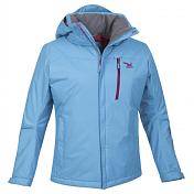 Куртка туристическая Salewa MOUNTAINEERING ALPINDONNA ROA PTX/PF W JKT opale/0010