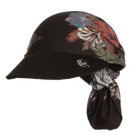 Купить Бандана BUFF VISOR PALM BEACH BLACK Банданы и шарфы Buff ® 721387