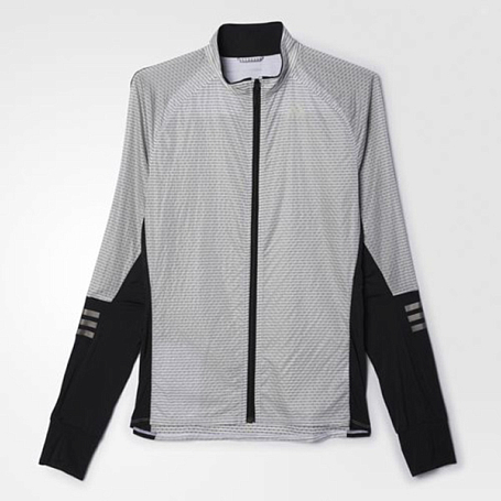 Купить Куртка беговая Adidas 2016 AZ CP JKT M BLACK Одежда для бега и фитнеса 1266006