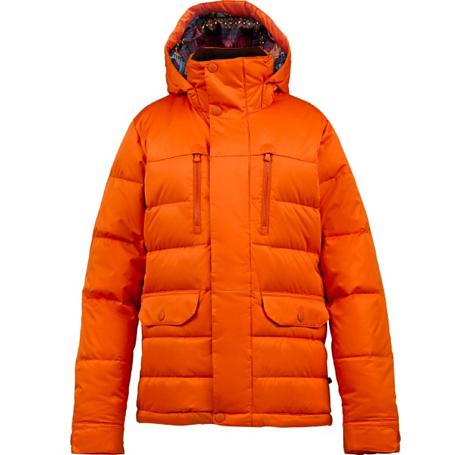 Купить Куртка сноубордическая BURTON 2013-14 WB DANDRIDGE DWN JK CLOCKWORK Одежда 1021641
