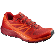 Беговые кроссовки для XC Salomon 2018 SENSE RIDE Fiery Red/Scarlet Ibis/Red Dalhia