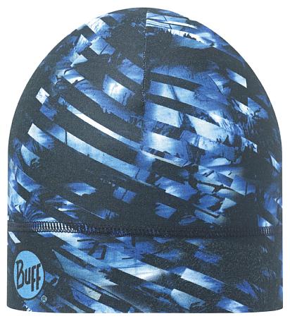 Купить Шапка BUFF Coolmax COOLMAX 1 LAYER HAT STOLEN DEEP BLUE Банданы и шарфы Buff ® 1185643