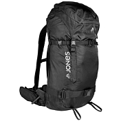 Рюкзак Jones Minimalist 35L BLACK