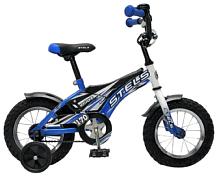Велосипед Stels 12 Pilot 170 2016 Синий/белый