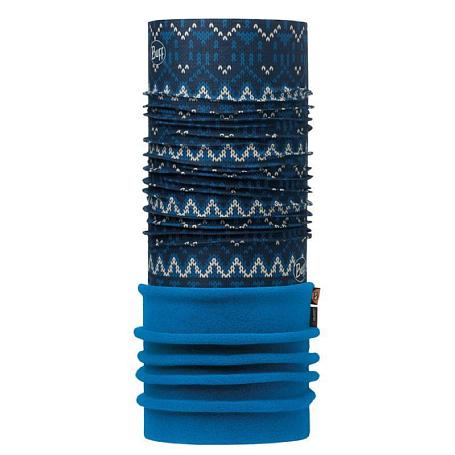 Купить Бандана BUFF POLAR KNIT DARK NAVY / HARBOR Банданы и шарфы Buff ® 1227921