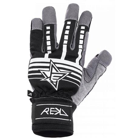 Купить Перчатки для лонгборда REKD 2017 Slide Gloves Black Аксессуары лонгбордов/скейтбордов 1336821