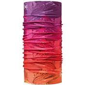 БанданаАксессуары Buff ®<br>Бесшовная бандана из специальной серии Original BUFF®. Надежная защита от ветра, пыли, влаги и ультрафиолета. Контроль микроклимата в холодную и теплую погоду, отвод влаги.Допускается машинная и ручная стирка при 30-40°. Материал не теряет цвет и эластичность, не требует глажки. Original BUFF® можно носить на шее и на голове, как шейный платок, маску, бандану, шапку и подшлемник. Свойства материала позволяют использовать бандану Original BUFF® в любое время года, при занятиях любым видом спорта, активного отдыха, туризма или рыбалки.Размер: на обхват головы 53-62смМатериал: 100% полиэстер, Microfibre