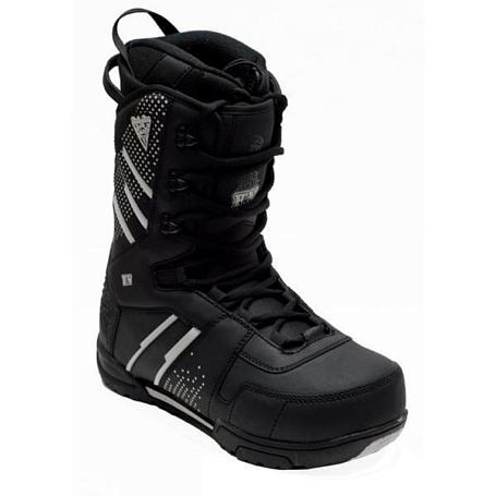 Купить Ботинки для сноуборда Black Fire 2012-13 B&W black 848566