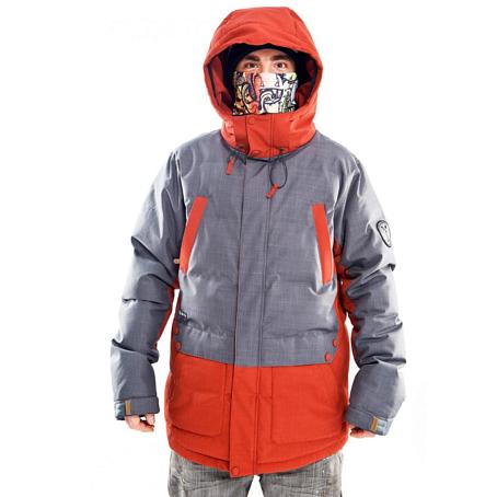 Купить Куртка сноубордическая I FOUND 2014-15 CLIMAX JACKET MAGNET, Одежда сноубордическая, 1140677