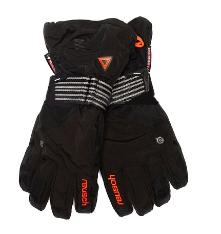 Перчатки горные REUSCH 2015-16 Iguana Air R-TEX XT black