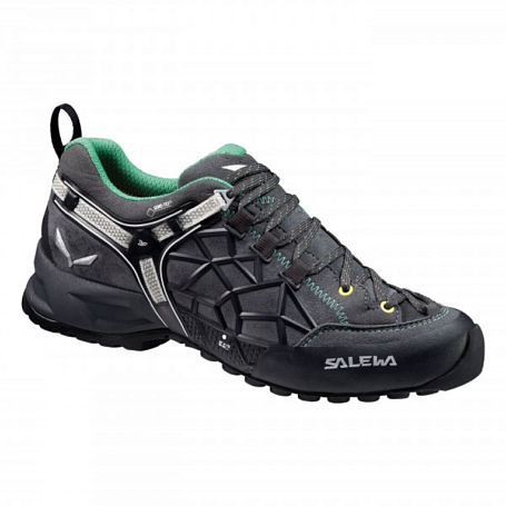 Треккинговые кроссовки Salewa 2015 Tech Approach WS WILDFIRE PRO GTX Carbon/Assenzio /