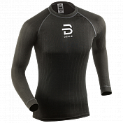 Футболка с Дл. Рукавом Bjorn Daehlie 2016-17 Shirt Compete Black