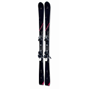 Горные Лыжи с Креплениями Fischer 2016-17 Breeze Slr 2 Women+w9 AC Slr/womentrack Solid Black/white 78 [H]