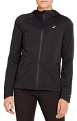 Куртка беговая Asics 2020-21 Winter Accelerate Jacket W Black