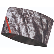 Повязка Buff CoolNet UV+ Headband City Jungle Grey