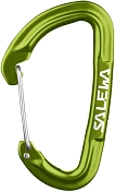 Карабин Salewa 2021 Hot G3 Wire Carabiner Fluo Green
