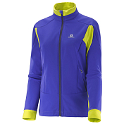 ������ ������� Salomon 2016-17 Momemtum Softshell Jkt W Ph Vi/yu