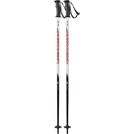 Купить Горнолыжные палки ATOMIC 2011-12 RACE 10 JR white-red 756549