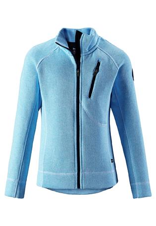 Купить Флис горнолыжный Reima 2017-18 Liina Light blue Детская одежда 1351791