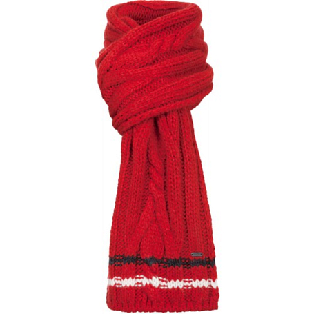 Шарф Salewa Alpine Headgear WAVY KN SCARF red/0010/0940
