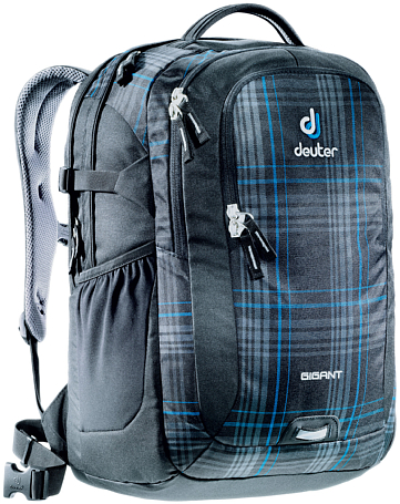 Рюкзак Deuter 2016-17 Gigant blueline check