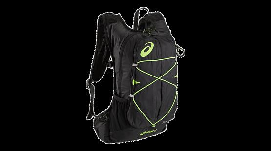 Купить Рюкзак Asics 2015 Lightweight Running Backpack Черный Рюкзаки универсальные 1183324