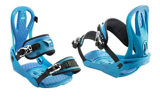 Купить Сноуборд крепления Elan 2015-16 XENON BLUE 1228822