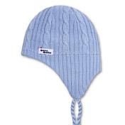 ШапкаГоловные уборы<br>&amp;lt;p&Трикотажная шапка с оригинальной вязкой-косичками.<br>Материал: 100% шерсть мериноса.<br>Размер: 54-62см.&amp;lt;/p&