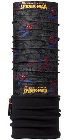 Купить Бандана BUFF Licenses SPIDERMAN JUNIOR POLAR DARKSPIDER /GREY, Детская одежда, 1183428