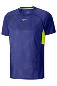 Футболка беговаяОдежда для бега и фитнеса<br>Мужская футболка для бега и занятий спортом<br> <br> -Состав 100% полиэстер<br> -Рукава-реглан<br> -Сетка сбоку и сзади<br> -Технология управления влажностью DryLite сохранит тело сухим<br> -Технология Dynamotion обеспечивает идеальную посадку и полную свободу движений<br> -Антибактериальная пропитка FreshPlus сохраняет ощущение свежести<br> -Технология Bodymapping обеспечивает циркуляцию воздуха, создавая ощущение прохлады и сухости