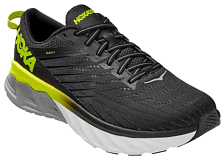 Беговые кроссовки Hoka Arahi 4 Black/Evening primrose