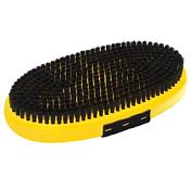 Щетка TOKO Base Brush oval Horsehair with strap (овальная,конский волос 10 мм)
