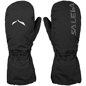 Варежки Salewa 2019 Ortles PTX 3L Overmitten M Black Out