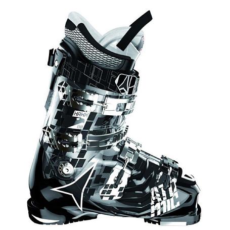 Купить Горнолыжные ботинки ATOMIC 2013-14 Hawx 110 SMOKE/TRANSPARENT B, Ботинки горнoлыжные, 902436