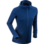 Флис беговой Bjorn Daehlie 2019-20 Full Zip Wool Wmn Estate Blue