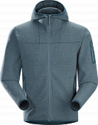 Куртка туристическая Arcteryx 2015-16 Covert Hoody Mens Hinto Hinto / Синий
