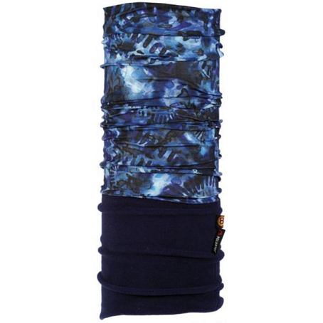 Купить Бандана BUFF TUBULAR POLAR POPPINS BLUE / NAVY Банданы и шарфы Buff ® 722107