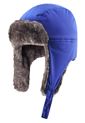 ШапкаГоловные уборы<br><br>Для всех подвижных и весёлых игр нужна красивая одежда! Эта шапка для малышей и детей постарше - лучший выбор для холодной и ветреной зимней погоды. Она очень тёплая и защитит в любую <br><br>погоду, поэтому подходит для самых активных искателей приключений, которые не боятся внезапной метели. Шапка сделана из ветро- и водонепроницаемого материала и в то же время пропускает <br><br>воздух. Все швы проклеены, поэтому голова останется сухой и будет хорошо защищена. Очень мягкая подкладка с начёсом создаёт стильный образ! Удобная застёжка на кнопке, благодаря которой <br><br>шапка прочно держится на голове. Кроме того, сзади имеется светоотражающий логотип компании Reima, который обеспечивает видимость в темноте.<br><br>Зимняя шапка для детей и подростков.<br>Подходит для очень плохой погоды<br>Прочный ветро- и водонепроницаемый материал<br>Все швы проклеены для водонепроницаемости<br>Утеплитель 100 г<br>Полностью на подкладке: Мягкая вязаная из полиэстера с начёсом<br>Застёгивается на кнопку<br><br>Cостав: 100% ПЭ, ПУ-покрытие.<br><br>