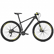 Велосипед Focus Raven Elite 29 2018 carbon/black matt