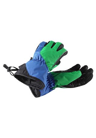 Купить Перчатки горные Reima 2015-16 Kalhu mid blue Детская одежда 1197573