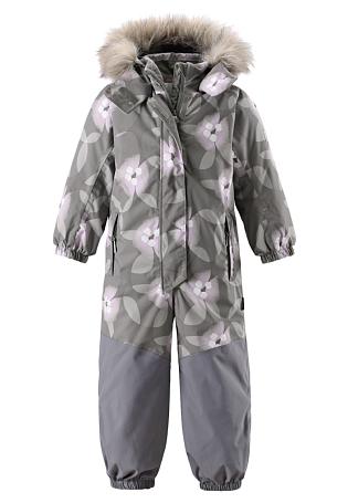 Купить Комбинезон горнолыжный Reima 2016-17 MUHVI СЕРЫЙ Детская одежда 1274358
