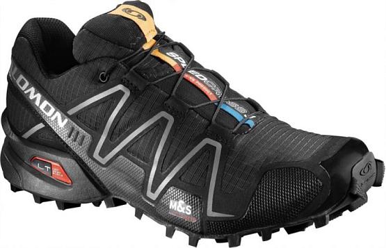 Купить Беговые кроссовки для XC SALOMON 2015 SPEEDCROSS 3 W BLACK/B Кроссовки бега 1172711
