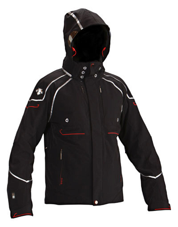 Купить Куртка горнолыжная DESCENTE 2012-13 SPAIN WC Black черный, Одежда горнолыжная, 824147