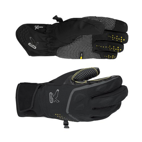 Перчатки горные Salewa Alpine Gloves KONGUR PTX GLOVE black